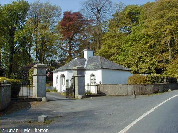 Ballyward Gate Lodge