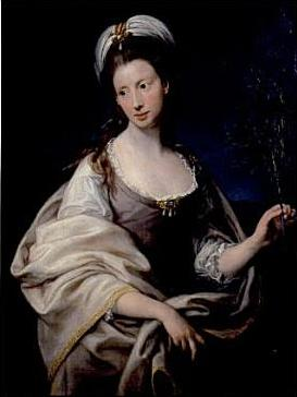 Anne Crawford painted by Batoni, 1777
