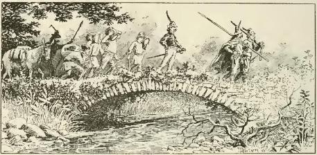 Conn's bridge by J.W. Carey, 1895